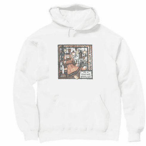 Country Decorative life is filled with simple things cherish each moment pullover hoodie hooded sweatshirt
