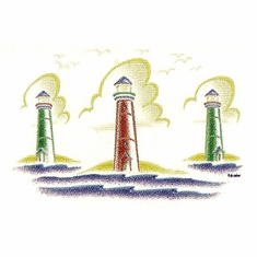 Country Decorative lighthouse lighthouses light house tshirt shirt