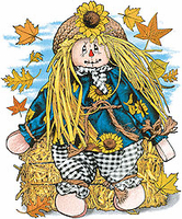 country decorative shirt fall harvest scarecrow scare crow