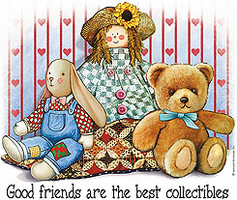 country decorative shirt good friends are best collectibles teddy bear