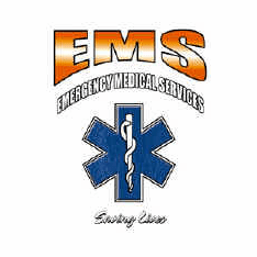 Emergency Medical Services EMS Paramedic Saving lives shirt sayings