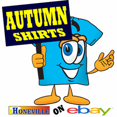 Fall and Autumn Items at HoneVille on eBay