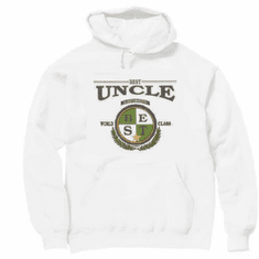 Family Best Uncle World Class pullover hoodie hooded sweatshirt