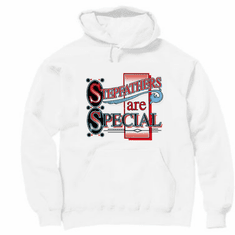 Family Father Dad Daddy Stepfather Stepdad Stepfathers are special pullover hoodie hooded sweatshirt