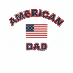 Family Father Daddy American Dad tshirt shirt