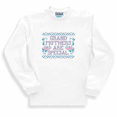 Family Grandma Grandmother Grandmothers are special long sleeve tshirt sweatshirt
