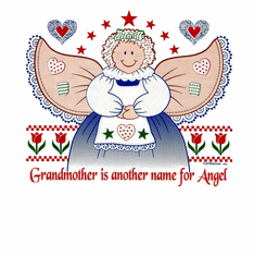 Family Grandma Grandmother is another name for angel tshirt shirt