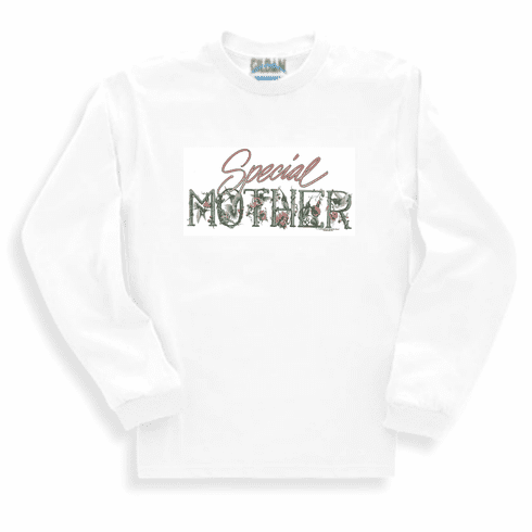 Family Mom Mommy Special Mother long sleeve tshirt sweatshirt