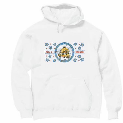 Family Mom Mommy To bee a Mother is to bee loved No 1 # one pullover hoodie hooded sweatshirt