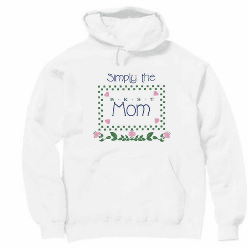 Family Mom Mother Mommy Simply the best mom pullover hoodie hooded sweatshirt
