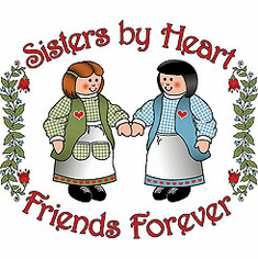 Family Sister Sisters by heart friends forever tshirt shirt