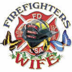 firefighter fireman shirt:  FIREFIGHTERS WIFE