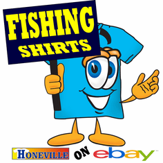 Fishing Designs at HoneVille on eBay
