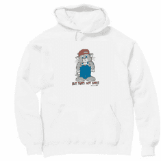 funny attitude novelty pullover hooded hoodie sweatshirt But that's not fair