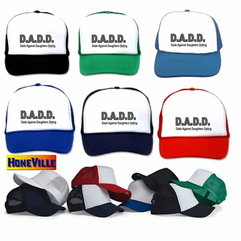 Hat Ball Cap DADD Dads Against Daughters Dating