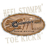 Heel Stompn' Toe Kickn' country music shirts