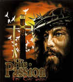 His passion for our sins Jesus Christ Cross christian shirt