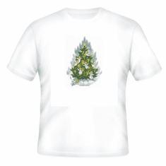 Holiday Christmas Angel Tree t-shirt shirt