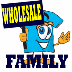 HoneVille Wholesale  6 packs of Family Relations Mom Dad Grandma Grandpa Sister Aunt Uncle