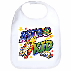 Infant baby bib Astro kid