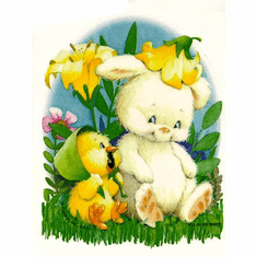 Infant baby toddler kids Bunny rabbit butterfly baby chick Easter