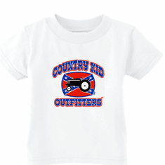 Infant baby toddler kids t-shirt Country kid outfitters
