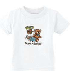 Infant baby toddler kids t-shirt That's IT I'm going to Grandpa's