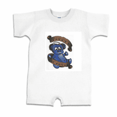 Infant baby toddler Romper body suit one piece Mommy's Lil Angel