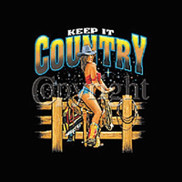 Keep it country shirts
