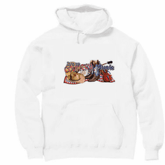 Love my country music western hoodie hooded sweatshirt