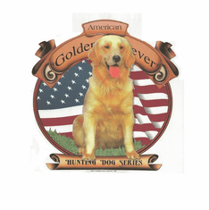 Nature Animal Dog doggy puppy American golden retriever shirt t-shirt