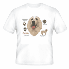 Nature Animal Dog doggy puppy great pyrenees shirt t-shirt