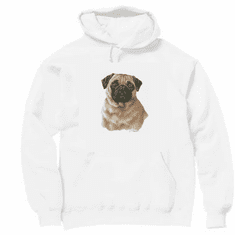Nature Animal Dog doggy puppy J Gibson pullover hoodie hooded sweatshirt