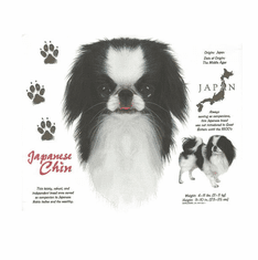 Nature Animal Dog doggy puppy Japanese chin shirt t-shirt