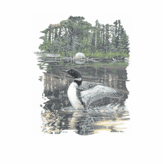 Nature Animal wild Duck shirt t-shirt