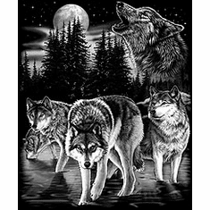Nature Animal wild wolf wolves shirt t-shirt