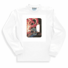 novelty Long sleeve T-shirt or sweatshirt Dragon dragons