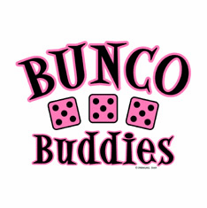 Novelty shirt BUNCO buddies