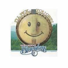 novelty shirt smile have a bluegrass day
