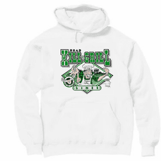 Pullover hoodie hooded Sweatshirt:  Road Kill Grill Diner