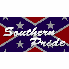 REDNECK,  DIXIE, SOUTHERN PRIDE and Confederate Battle Flag designs