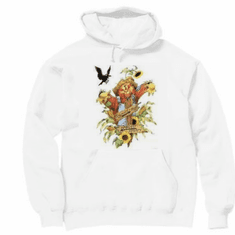 Seasonal Autumn Fall Scarcrow hoodie hooded sweatshirt
