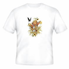 Seasonal Autumn Fall Scarcrow t-shirt shirt