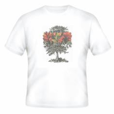 Seasonal Autumn fall tree t-shirt shirt