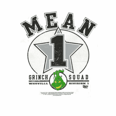 Seasonal Christmas Mean 1 Grinch Squad Whoville division shirt