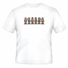 Seasonal Christmas teddy bear soldiers t-shirt shirt