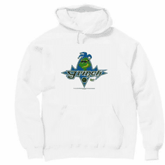 Seasonal Holiday Christmas The Grinch hoodie hooded sweatshirt