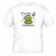 Seasonal I toadly love Christmas t-shirt shirt