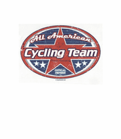 Sports All American Cycling team shirt