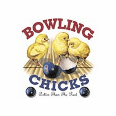 Sports Bowling Chicks shirt